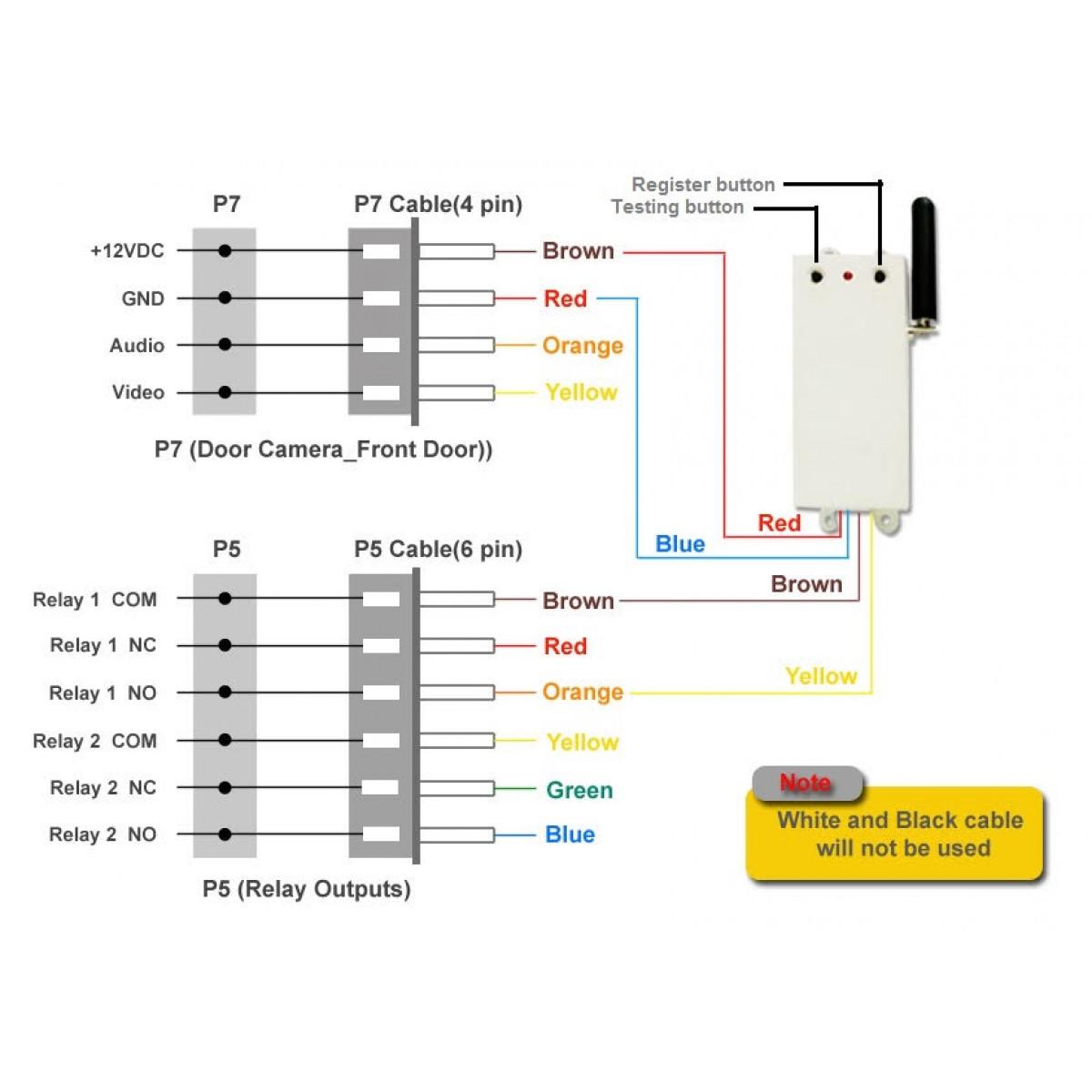 Vdp Wiring Diagram | Wiring Library