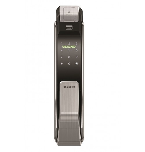 SHS-P718  Push Pull Digital Door Lock
