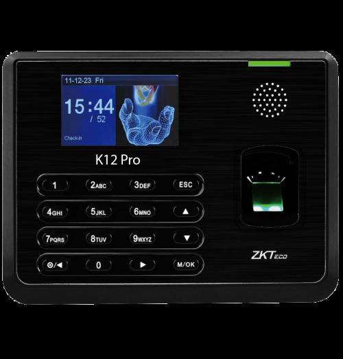 K12-Pro Time & Attendance System