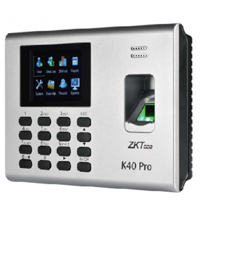 K40 Fingerprint Time attendence and Access control