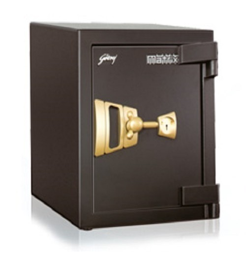 Matrix Mechanical Safe
