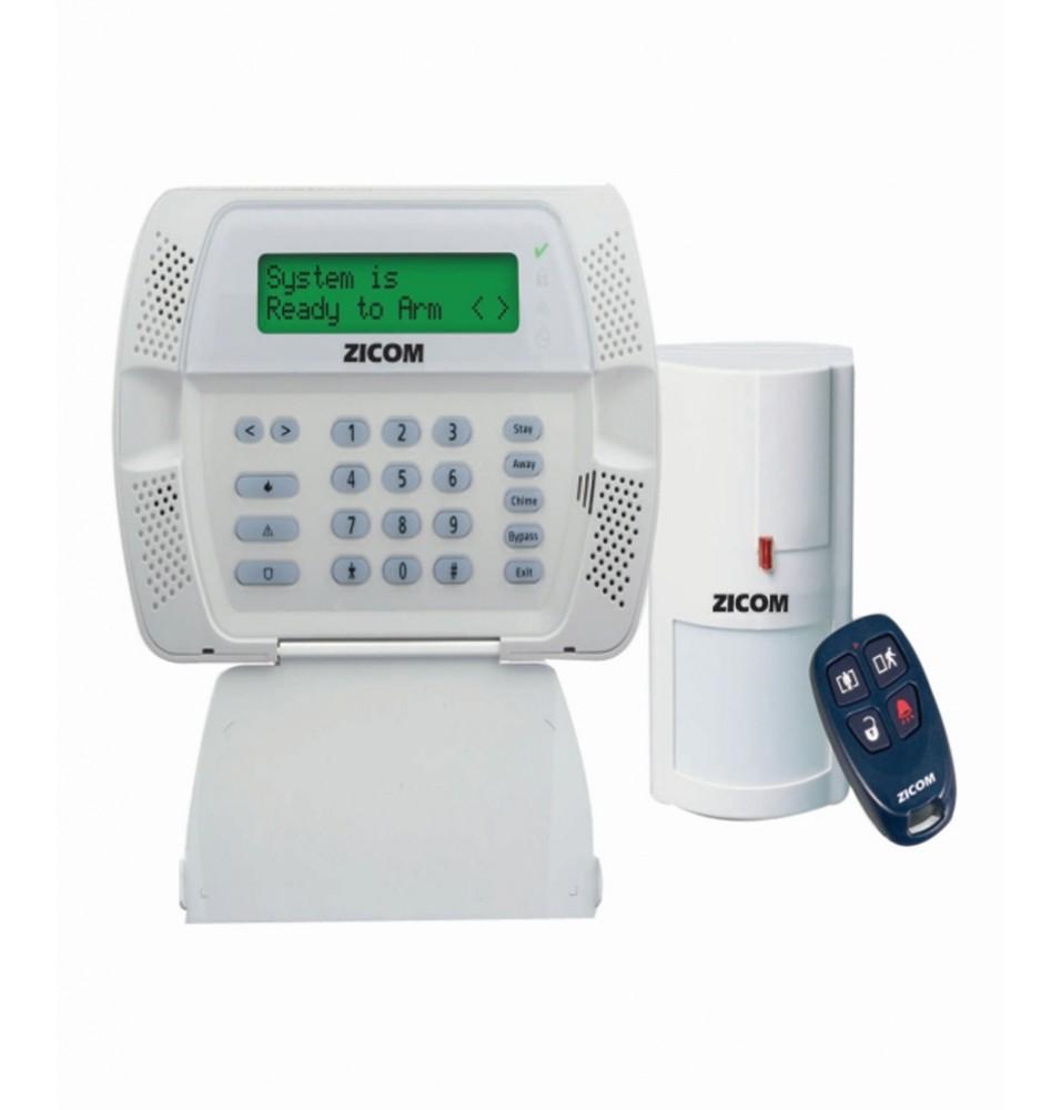 Zicom Burglar Alarm System - Gold Kit