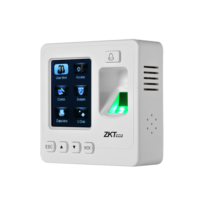 SF100 IP Based Fingerprint Access Control & Time Attendance System