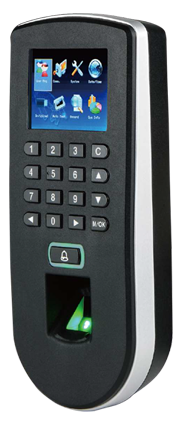 F19 Fingerprint Standalone Access Control and Time Attendance