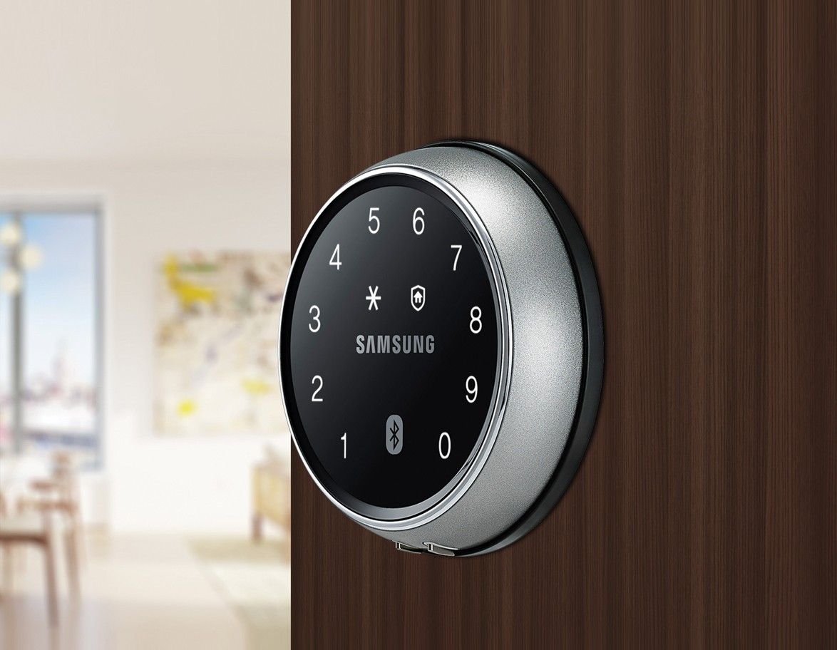 SHP-DS705 (RIM Lock with Bluetooth)