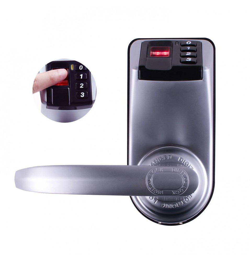 Adel -3398 Fingerprint Digital Door Lock