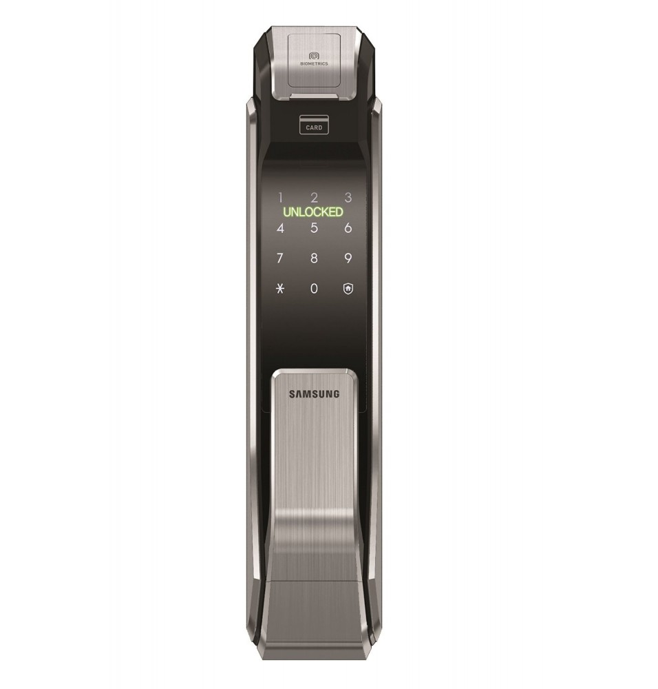 SHS-P718 Pull Push Digital Door Lock