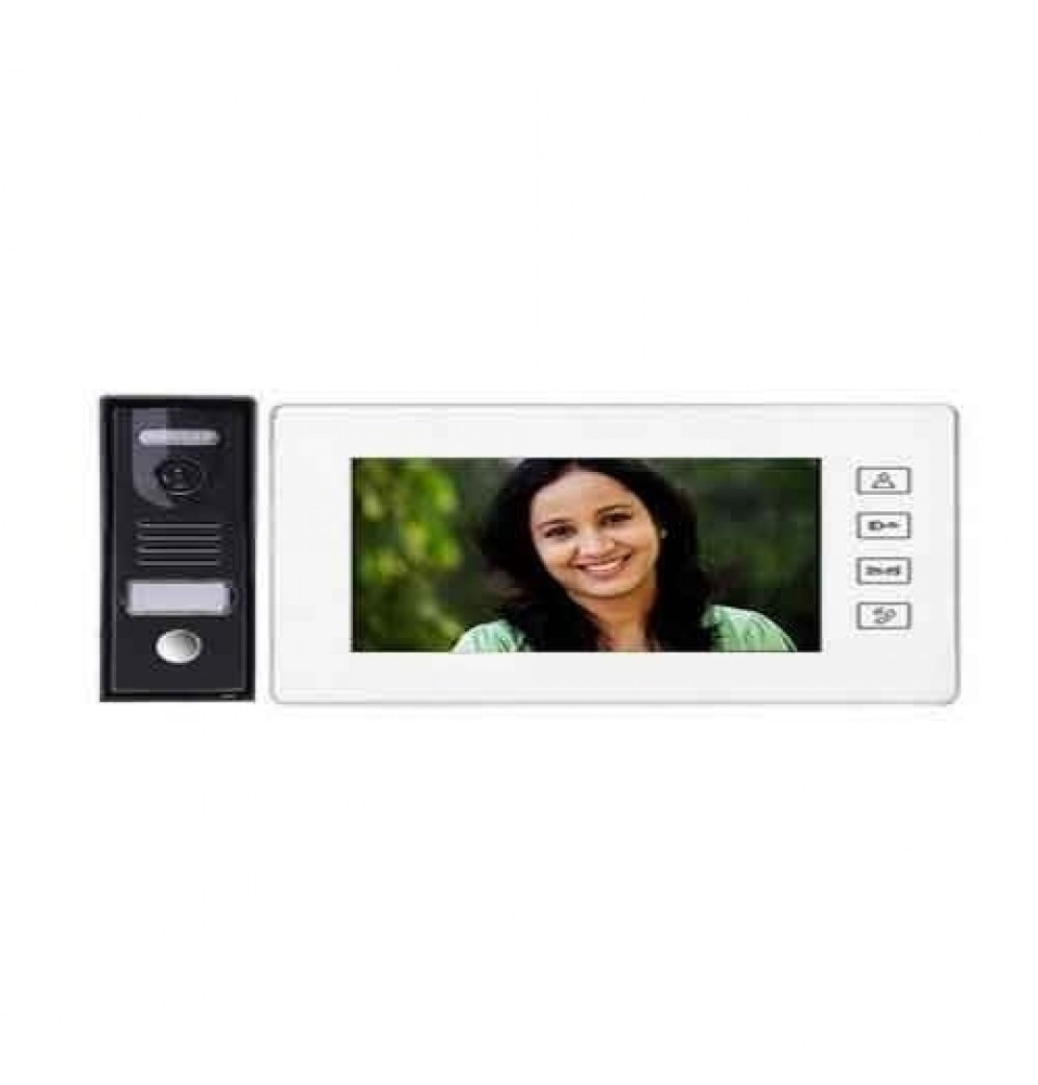 Zebronics Colour Video Door Phone ...  sc 1 st  Jal Electrical & Video Door Phone Jal Electricals